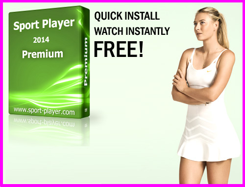 SportPlayer 2012 - watch sport online!